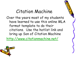 Ppt Creating An Annotated Bibliography Powerpoint Presentation