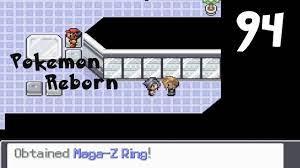 Pokemon Reborn Nuzlocke Episode 94 - The Mega Z Ring - YouTube