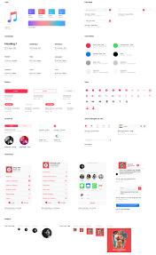 Dashboard Design Guidelines Aarthi Padmanabhan Apple Music Web Style Guide Design