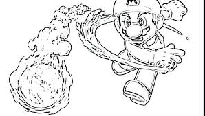 Super Mario Online Coloring Pages Game And Sonic Paper Free