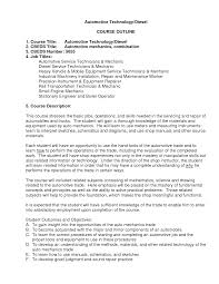 auto technician resume format cipanewsletter cover letter sample auto mechanic resume auto mechanic sample