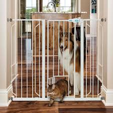extra tall and wide pet gate gates d54