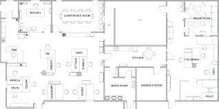 Office Desk Layout Large Executive Furniture Ideas Plan