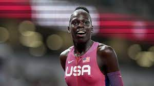 NJ's Athing Mu, 19, races to gold at ...