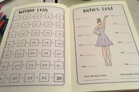 Weight Loss And Inches Tracker Its January 7th And I Am Still Sitting Over Here Planning My New