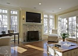 fireplace designs for hanging a flat screen tv over a fireplace design