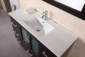 stanton 48 modern bathroom vanity sink