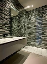 bathroom shower tile designs photos. Captivating Decoration Ideas With Modern Shower Tile For Your Bathroom : Creative Black Glass Mosaic Designs Photos