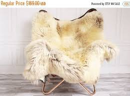 on double sheepskin rug square rug gy rug chair cover area rug brown rug carpet beige sheepskin