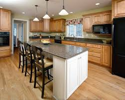 Oak Floors In Kitchen Kitchen Remodels Project Photos And Descriptions