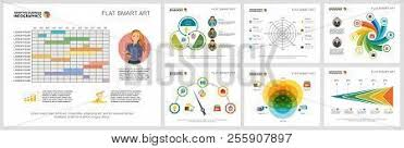 Consulting Charts Colorful Consulting Vector Photo Free Trial Bigstock