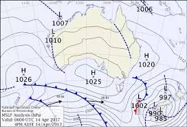 Significant Weather Charts Explained What Are Weather Maps Quora