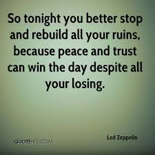 Led Zeppelin Quotes Enchanting Led Zeppelin Quotes QuoteHD