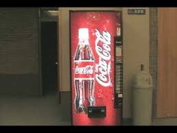 Pepsi Vending Machine Commercial Mesmerizing Pepsi Commercial Vending Machine YouTube