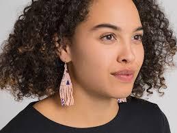 Devita Designer Jewellery Maisha Earrings Folkdays X Joia De Vita N 360