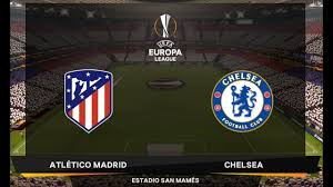 FIFA 19 Atletico Madrid vs Chelsea ( Uefa Europa League Final ) - YouTube