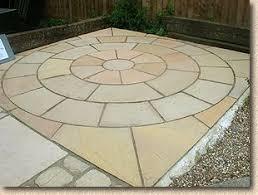 patio slab sets: patio circle ru circle patio circle