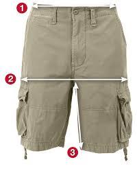 Rothco Pants Size Chart Rothco Infantry Shorts