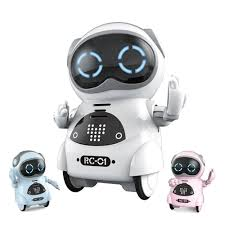 <b>Карманный интерактивный робот Jiabaile</b> (Русский язык) - JIA ...