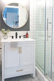 stunning tile options for small bathrooms bathroom with clear shower door