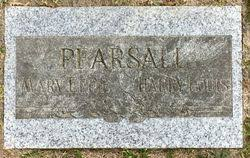 Harry Louis Pearsall (1881-1955) - Find A Grave Memorial