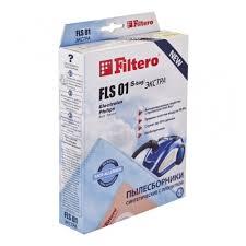 <b>Пылесборник Filtero FLS</b> 01 (S-bag) ЭКСТРА синтетические (4 ...