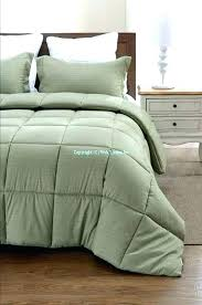 sage green and brown comforter sets reversible solid emboss striped set oversized pertaining to full size