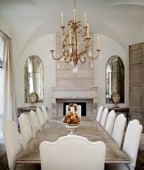 dining room via indulgy french country