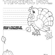 Kindergarten Writing Pages Kindergarten Thanksgiving Worksheets For All Kids Free Library X