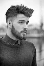 stylish um wavy hairstyles men