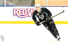 Kevin Gravel Is Moving Up The La Kings Depth Chart Fast
