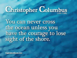 christopher columbus quotes inspiration boost christopher columbus quotes