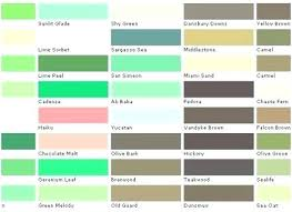 Interior Color Chart Home Depot Paint Colors Chart Lovely Interior Color Concrete