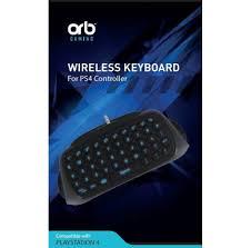 Orb Playstation 4 Controller Keyboard ...