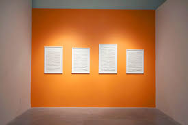 orange wall paintmodern home Interior orange color Painting Ideas for Painting Walls