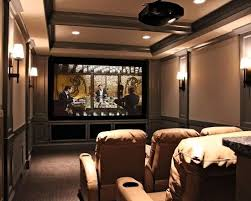 Best 25+ Media room design ideas on Pinterest | Media rooms, Movie theater  and Home theatre.