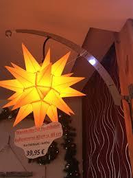 Weihnachtsstern Und Lampen Halter Aus Edelstahl