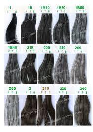 Gray Hair Color Chart Abiding Hair Color Chart Toupee Haircolour Chart Hair Colour