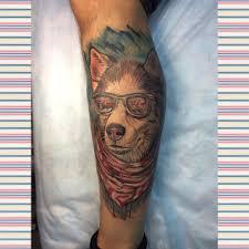 Haski Haskitattoo Tattoohaski Dog Dogtattoo Tattoodog Lipetsk
