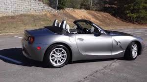 Coupe Series 2004 bmw roadster : 2003 BMW Z4 Roadster - YouTube