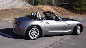 2003 BMW Z4 Roadster - YouTube