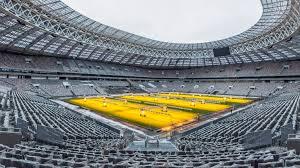 2018 Fifa World Cup News Luzhniki Stadium Blossoms As