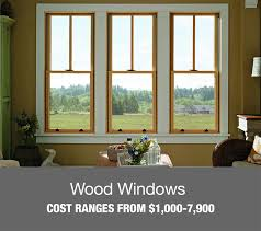 cost to install replacement windows