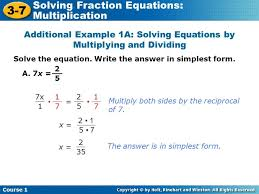 dividing worksheets free worksheets solving equations by multiplying smlf