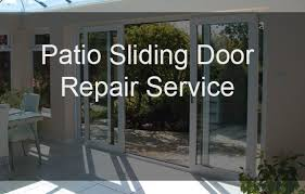 sliding patio door repair