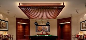 nterior Wood Ceiling Designs