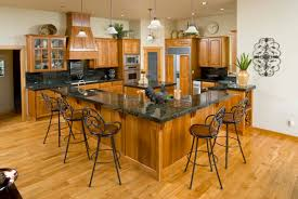 Kitchen Designs With 2 Islands 30 Kitchens With Two Tier Islands Nice Feature