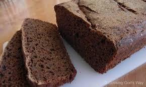 Sourdough Russian Black Bread Cooking Gods Way