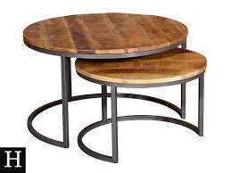 savannah coffee table 2 set