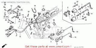 gsxr 750 wiring diagram wirdig ignition coil wiring harness on 93 honda shadow 750 wiring diagram